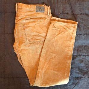 Brown Gap jeans